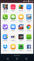 Alcatel OT-6039Y Idol 3 (4.7) - Voicemail - Handmatig instellen - Stap 3