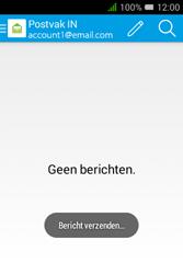 "Alcatel Pixi 3 - 3.5"" - E-mail - e-mail versturen - Stap 17"
