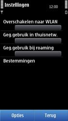 Nokia N8-00 - Internet - Handmatig instellen - Stap 6
