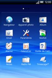 Sony Ericsson Xperia X8 - Internet - Navigation sur internet - Étape 2