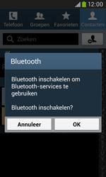 Samsung S7580 Galaxy Trend Plus - Contactgegevens overzetten - delen via Bluetooth - Stap 9