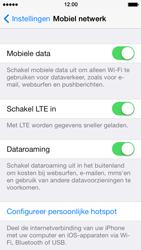 Apple iPhone 5 iOS 7 - MMS - probleem met ontvangen - Stap 5