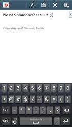 Samsung Galaxy S III Neo (GT-i9301i) - E-mail - Hoe te versturen - Stap 10