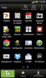 HTC C525u One SV - E-mail - Configuration manuelle - Étape 3