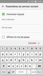 Samsung Galaxy J3 (2016) - E-mails - Ajouter ou modifier un compte e-mail - Étape 13