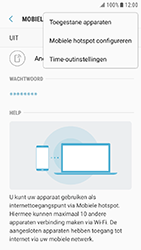 Samsung Galaxy Xcover 4 (SM-G390F) - WiFi - Mobiele hotspot instellen - Stap 8