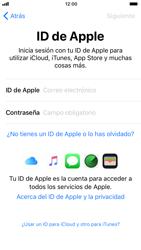 Apple iPhone 6s - iOS 11 - Primeros pasos - Activar el equipo - Paso 17