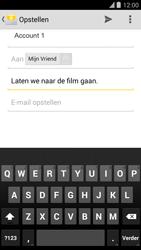 Blackphone Blackphone 4G (BP1) - E-mail - Hoe te versturen - Stap 8