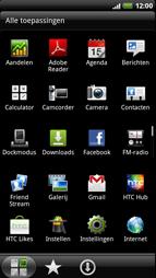 HTC Z715e Sensation XE - MMS - afbeeldingen verzenden - Stap 2