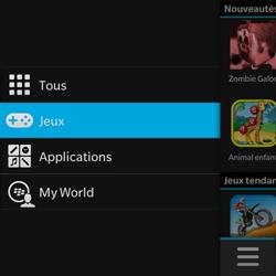 BlackBerry Q10 - Applications - Télécharger une application - Étape 9
