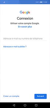 Huawei Mate 20 lite - Applications - Créer un compte - Étape 4