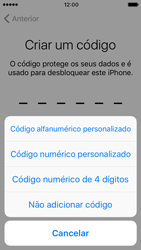 Apple iPhone 5s iOS 10 - Primeiros passos - Como ligar o telemóvel pela primeira vez -  15