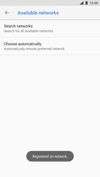 Nokia 8 (SingleSim) - Network - Usage across the border - Step 11