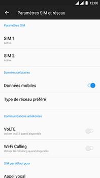 OnePlus 3 - Android Oreo - Internet - Désactiver les données mobiles - Étape 5