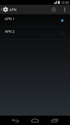 Motorola Moto X (2ª Gen) - Internet - Configurar Internet - Paso 16
