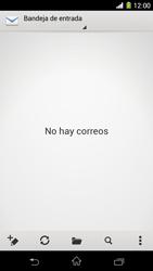 Sony Xperia Z1 - E-mail - Configurar correo electrónico - Paso 19