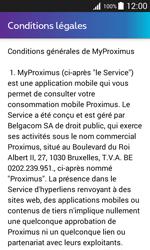 Samsung J100H Galaxy J1 - Applications - MyProximus - Étape 11