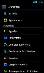 Bouygues Telecom Bs 401 - Sécuriser votre mobile - Personnaliser le code PIN de votre carte SIM - Étape 4