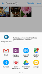 Samsung Galaxy J5 (2016) - Bluetooth - Transferir archivos a través de Bluetooth - Paso 11