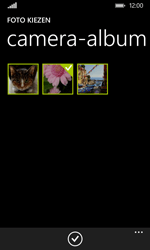 Nokia Lumia 530 (Type RM-1017) - E-mail - Hoe te versturen - Stap 13
