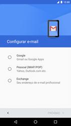 LG Google Nexus 5X - Email - Como configurar seu celular para receber e enviar e-mails - Etapa 7