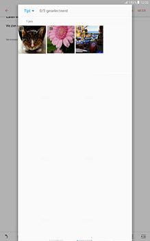 Samsung Galaxy Tab A 10.1 (SM-T585) - E-mail - Hoe te versturen - Stap 13