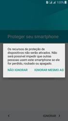 Samsung Galaxy J3 Duos - Primeiros passos - Como ativar seu aparelho - Etapa 15