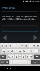 Sony Xperia E4g - Premiers pas - Créer un compte - Étape 12
