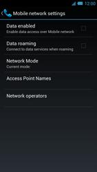 Acer Liquid S2 - Internet - Manual configuration - Step 6