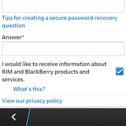 BlackBerry Q5 - Applications - Downloading applications - Step 12