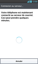 LG E460 Optimus L5 II - E-mail - Configuration manuelle - Étape 18