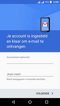 Acer Liquid Zest 4G Plus - E-mail - e-mail instellen: IMAP (aanbevolen) - Stap 24