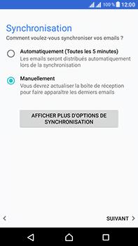 Sony Xperia L1 - E-mails - Ajouter ou modifier votre compte Yahoo - Étape 10