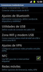 Samsung I8160 Galaxy Ace II - Red - Seleccionar una red - Paso 5