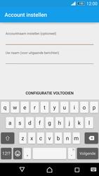 Sony D6603 Xperia Z3 - E-mail - e-mail instellen (yahoo) - Stap 10