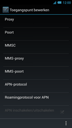 Acer Liquid S2 - Mms - Handmatig instellen - Stap 15