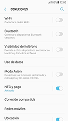 Samsung Galaxy S6 - Android Nougat - Red - Seleccionar una red - Paso 5