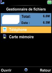 Bouygues Telecom Bc 101 - Contact, Appels, SMS/MMS - Envoyer un MMS - Étape 19