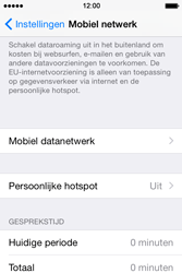 Apple iPhone 4S iOS 8 - Internet - handmatig instellen - Stap 6