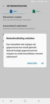 Samsung Galaxy A6 Plus - Bellen - in het buitenland - Stap 12