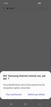Samsung Galaxy S10 Plus - Internet - navigation sur Internet - Étape 4