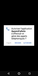 Nokia 3.1 - Photos, vidéos, musique - Prendre une photo - Étape 4