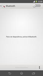 Sony Xperia M2 - Bluetooth - Conectar dispositivos a través de Bluetooth - Paso 5