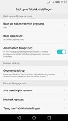 Huawei Y6 II - Device maintenance - Back up - Stap 13