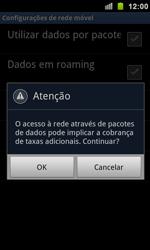 Samsung I9100 Galaxy S II - Internet (APN) - Como configurar a internet do seu aparelho (APN Nextel) - Etapa 7