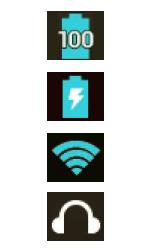 LG D295 G2 Lite - Funções básicas - Explicação dos ícones - Etapa 8