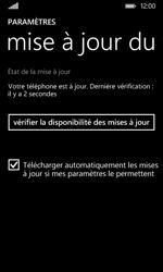 Nokia Lumia 530 - Réseau - Installation de mises à jour - Étape 8