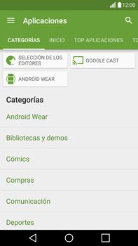 LG G4 - Aplicaciones - Descargar aplicaciones - Paso 6