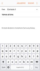 Samsung Galaxy A3 (2017) (A320) - E-mail - Escribir y enviar un correo electrónico - Paso 10