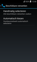 Acer Liquid Z200 - Netwerk - Gebruik in het buitenland - Stap 7